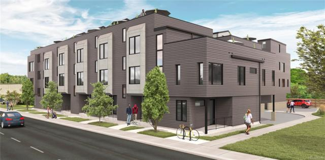 1470 Wolff Street #109, Denver, CO 80204 (#6780425) :: Structure CO Group