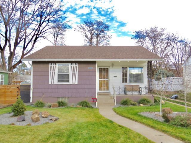 3330 S Marion Street, Englewood, CO 80113 (#6780442) :: The Peak Properties Group