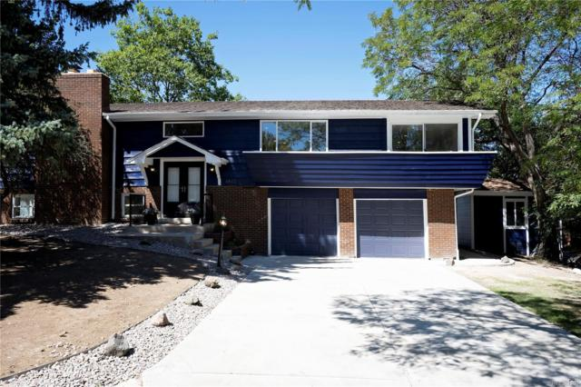 4643 S Badger Court, Littleton, CO 80127 (#6780542) :: Wisdom Real Estate