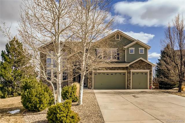 4780 Nighthorse Court, Parker, CO 80134 (#6780889) :: The DeGrood Team