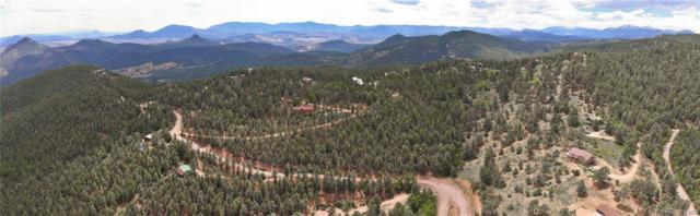 13745 Shiloh Drive, Conifer, CO 80433 (#6780929) :: Compass Colorado Realty