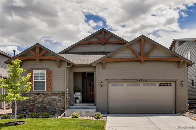 14914 Studebaker Place, Parker, CO 80134 (#6780962) :: Compass Colorado Realty