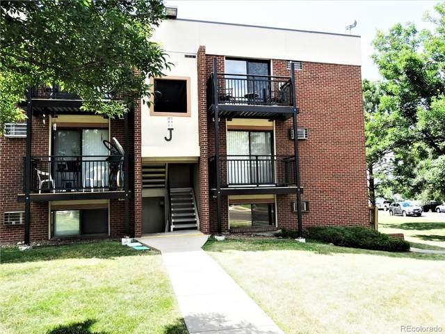 5995 W Hampden Avenue J9, Denver, CO 80227 (#6781154) :: The Gilbert Group