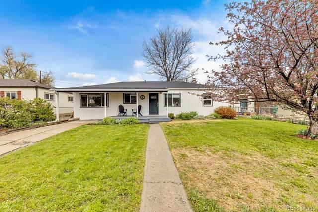 10875 W 38th Place, Wheat Ridge, CO 80033 (MLS #6781287) :: 8z Real Estate