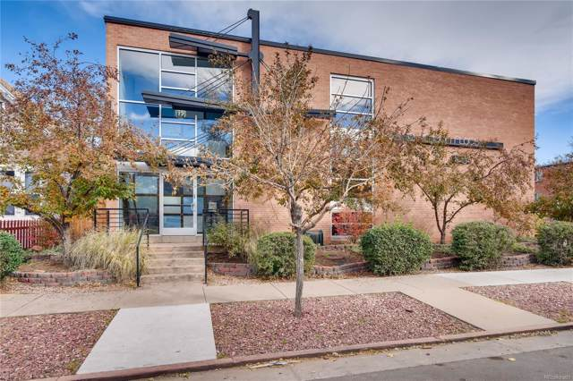 1032 Clarkson Street #101, Denver, CO 80218 (#6781347) :: The Heyl Group at Keller Williams