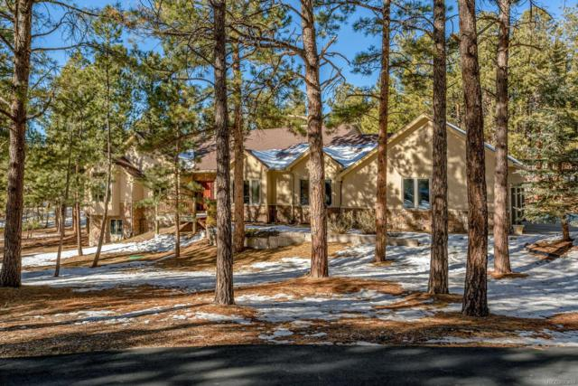 1905 Cinnamon Court, Larkspur, CO 80118 (#6781433) :: Ben Kinney Real Estate Team