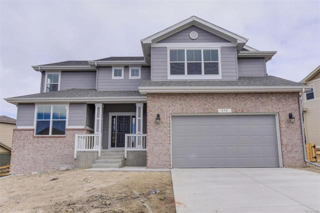 575 Sage Grouse Circle, Castle Rock, CO 80109 (#6781868) :: Colorado Home Finder Realty