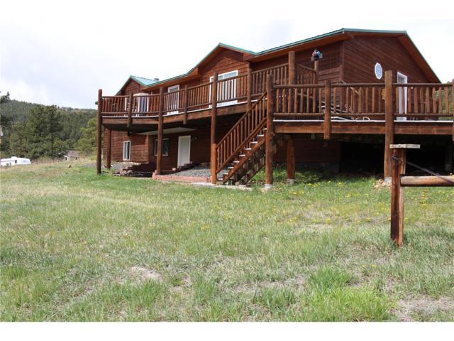 11761 Lillis Drive, Golden, CO 80403 (MLS #6781928) :: 8z Real Estate