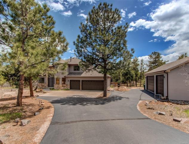 7944 Eagle Road, Larkspur, CO 80118 (#6782017) :: The Galo Garrido Group