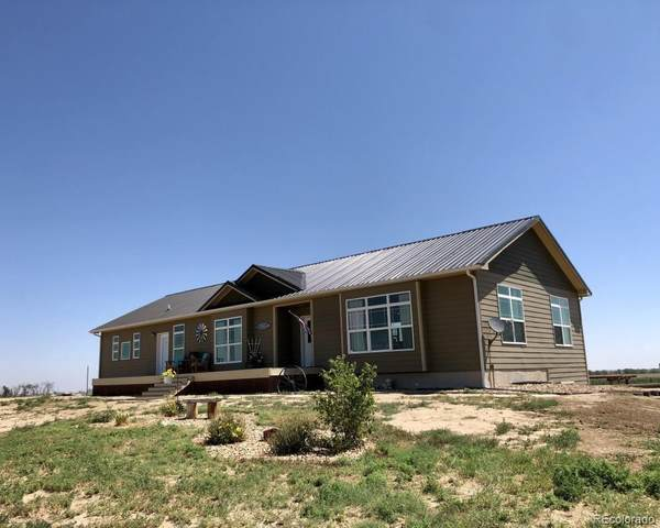 16400 Koepke Rd. Road, Wiggins, CO 80654 (#6782462) :: Real Estate Professionals