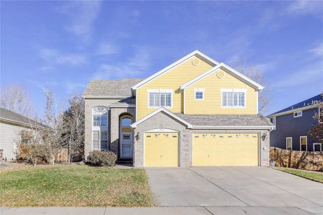 17481 E Cloudberry Drive, Parker, CO 80134 (#6783014) :: The Healey Group