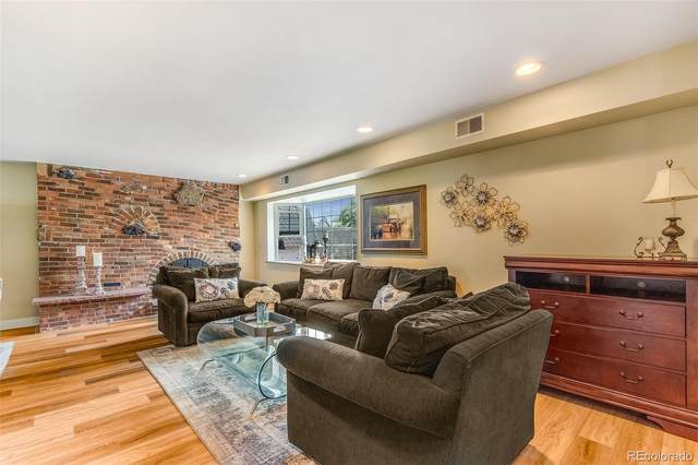 5751 E Ithaca Place #4, Denver, CO 80237 (MLS #6783114) :: Bliss Realty Group