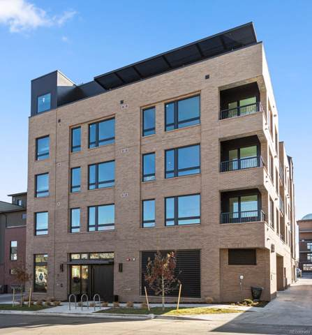 1908 W 33rd Avenue #303, Denver, CO 80211 (#6783125) :: Real Estate Professionals
