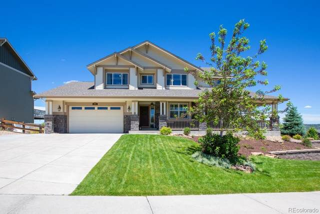 2661 Mashie Circle, Castle Rock, CO 80109 (#6783685) :: The DeGrood Team