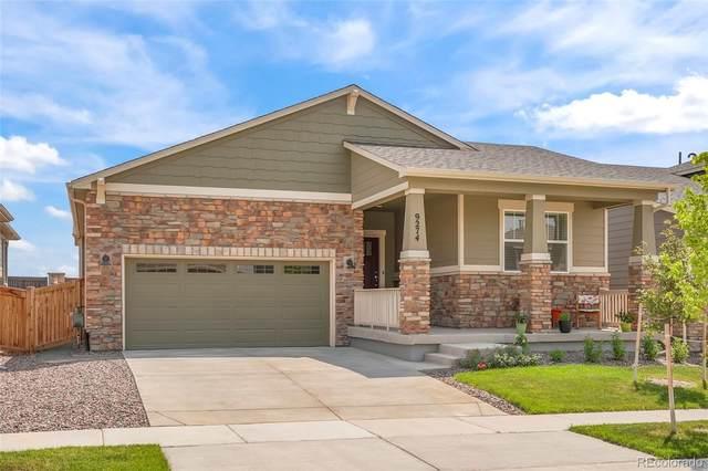 9274 Sedalia Street, Commerce City, CO 80022 (MLS #6783824) :: Find Colorado