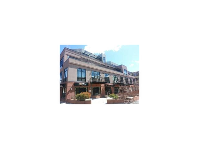 1360 Walnut Street #208, Boulder, CO 80302 (#6783892) :: The Peak Properties Group