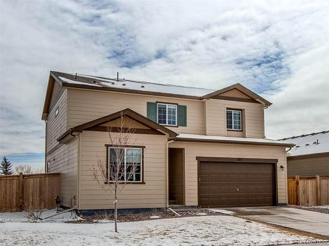11842 Edenfeld Street, Parker, CO 80134 (#6784167) :: The Dixon Group