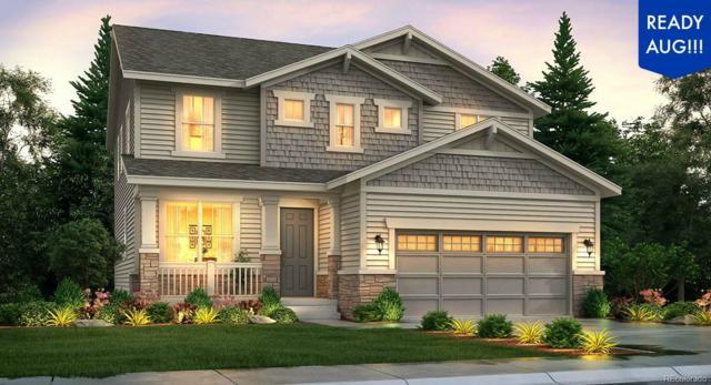 16034 Azalea Avenue, Parker, CO 80134 (#6784299) :: The Pete Cook Home Group
