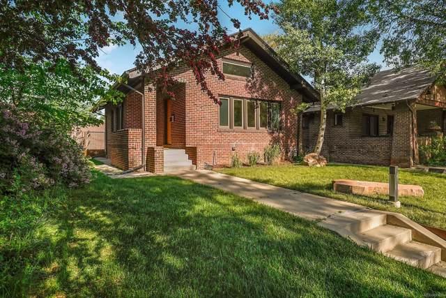 827 Jackson Street, Denver, CO 80206 (MLS #6785222) :: Bliss Realty Group