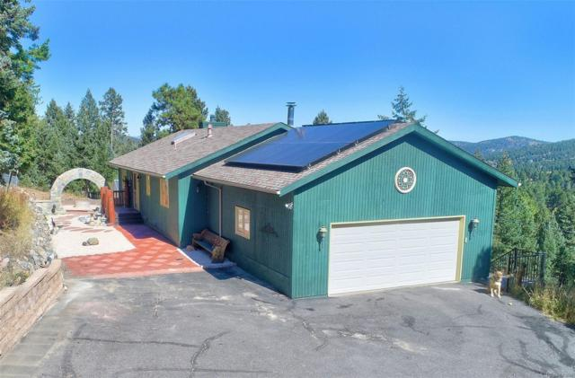 27971 Bonanza Drive, Evergreen, CO 80439 (#6786268) :: The City and Mountains Group