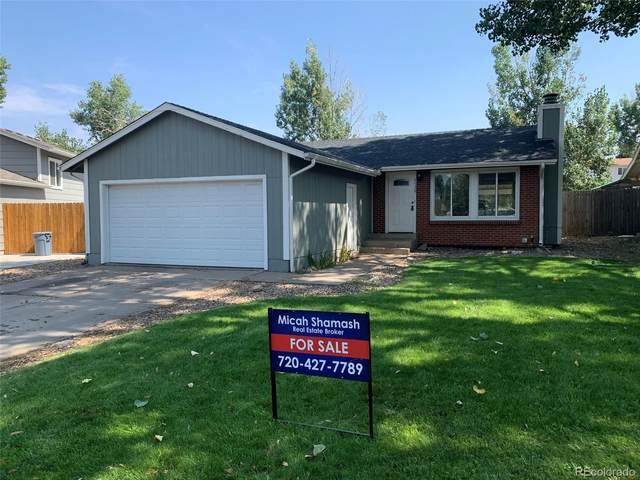 3538 S Ouray Circle, Aurora, CO 80013 (#6786577) :: Symbio Denver