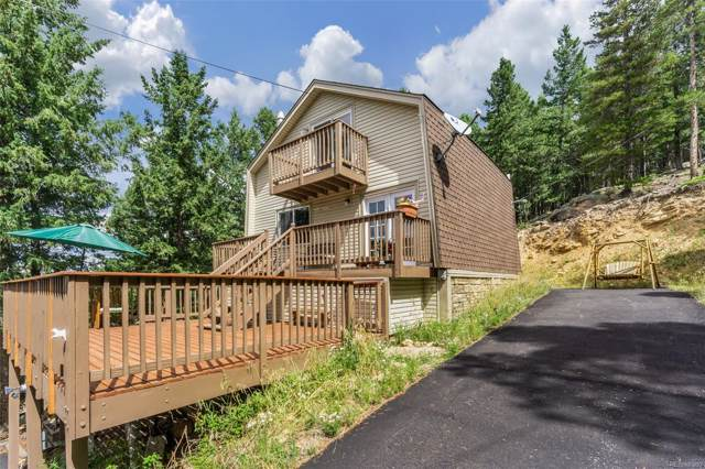 8822 Martin Lane, Conifer, CO 80433 (#6786793) :: Arnie Stein Team | RE/MAX Masters Millennium