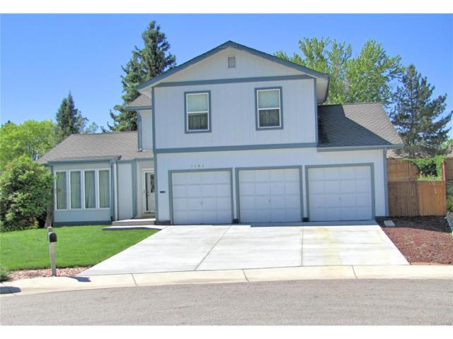1494 S Evanston Street, Aurora, CO 80012 (MLS #6786871) :: 8z Real Estate