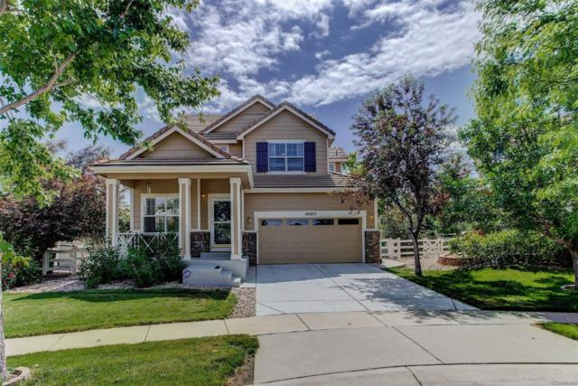 24377 E Kansas Circle, Aurora, CO 80018 (#6786960) :: The HomeSmiths Team - Keller Williams