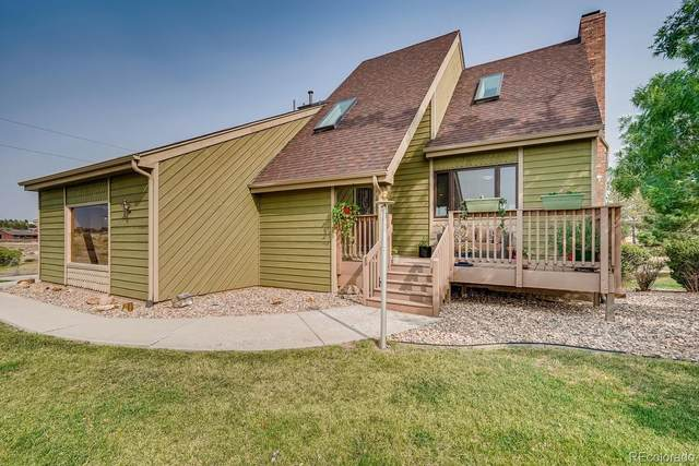 8394 Crestview Drive, Parker, CO 80138 (#6787252) :: James Crocker Team