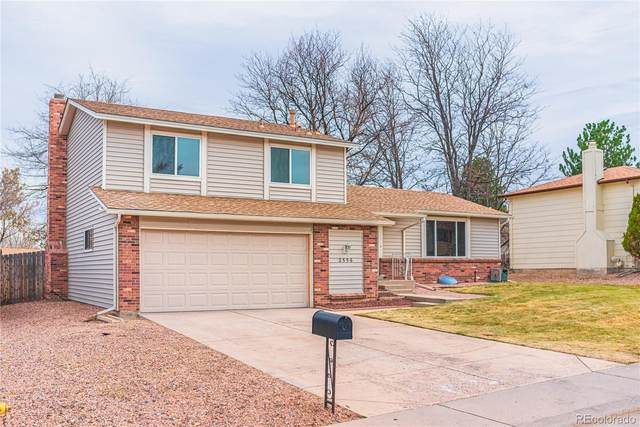 2556 S Cimarron Street, Aurora, CO 80014 (#6787420) :: Peak Properties Group