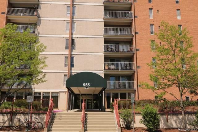 955 Eudora Street 705E, Denver, CO 80220 (MLS #6787445) :: 8z Real Estate