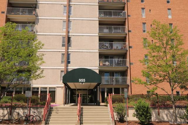 955 Eudora Street 705E, Denver, CO 80220 (#6787445) :: The HomeSmiths Team - Keller Williams