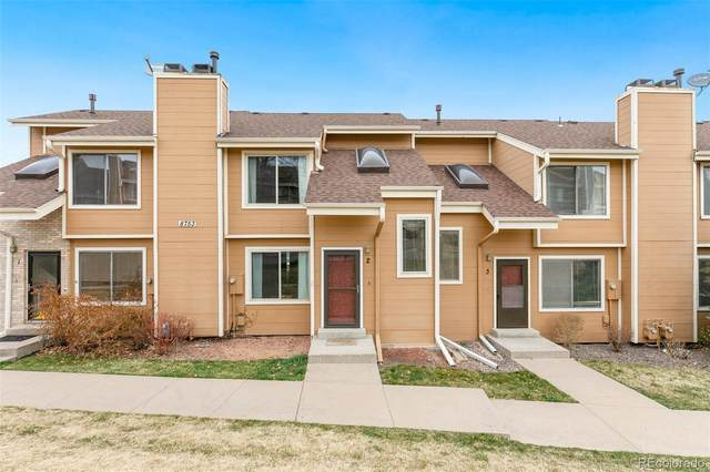 8753 W Cornell Avenue 12-2, Lakewood, CO 80227 (MLS #6787567) :: 8z Real Estate