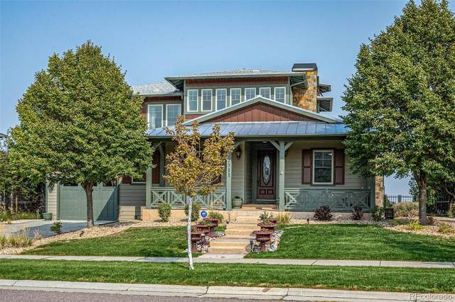 27311 E Lakeview Drive, Aurora, CO 80016 (#6787611) :: The Scott Futa Home Team