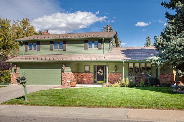3864 S Peach Way, Denver, CO 80237 (#6787843) :: My Home Team