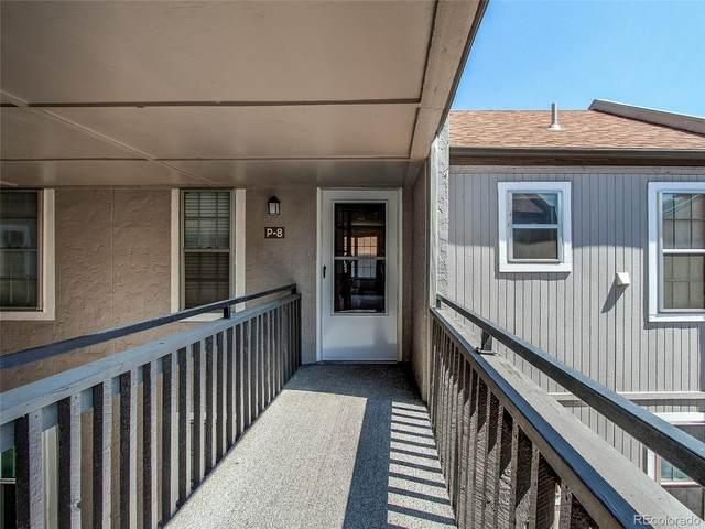 7110 S Gaylord Street P8, Centennial, CO 80122 (#6787877) :: Kimberly Austin Properties