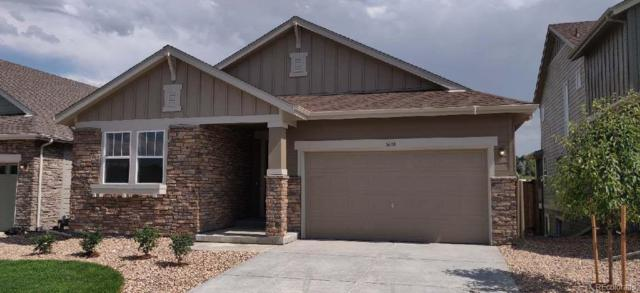 6688 W Jewell Place, Lakewood, CO 80227 (#6787976) :: The HomeSmiths Team - Keller Williams