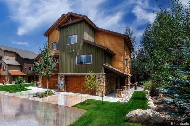 457 Willett Heights Court #31, Steamboat Springs, CO 80487 (#6788307) :: Berkshire Hathaway HomeServices Innovative Real Estate