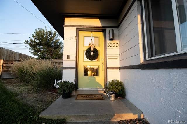 3320 N Cook Street, Denver, CO 80205 (#6788513) :: The FI Team