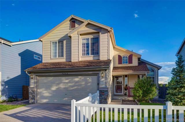 9248 E Louisiana Place, Denver, CO 80247 (#6789148) :: Wisdom Real Estate