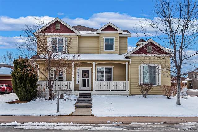 3252 Springmeadow Circle, Castle Rock, CO 80109 (#6789782) :: The Harling Team @ Homesmart Realty Group