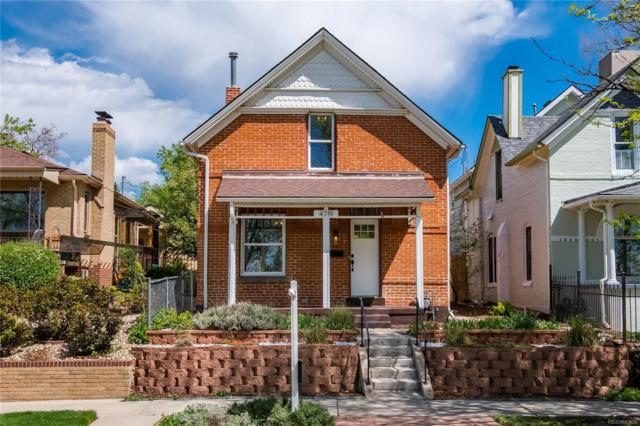 4719 W Hayward Place, Denver, CO 80212 (#6789830) :: The Healey Group