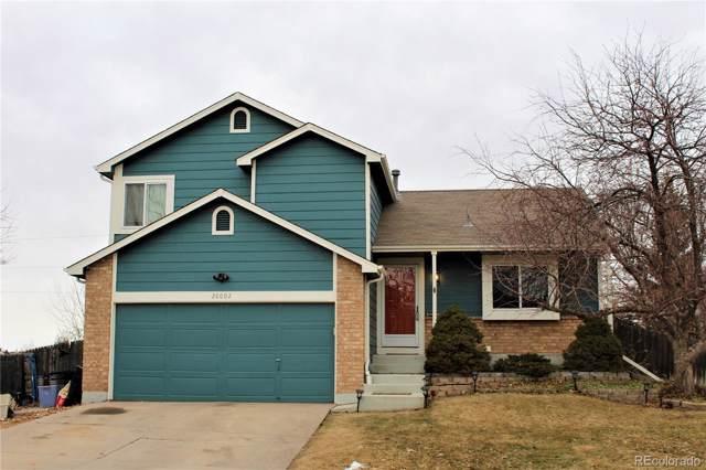 20002 E Bellewood Drive, Centennial, CO 80015 (#6789849) :: The Peak Properties Group