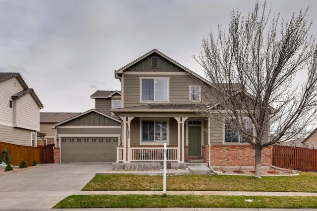 11802 E 118th Place, Commerce City, CO 80640 (#6789853) :: Compass Colorado Realty