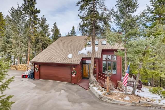 28232 Bonanza Drive, Evergreen, CO 80439 (MLS #6789893) :: 8z Real Estate