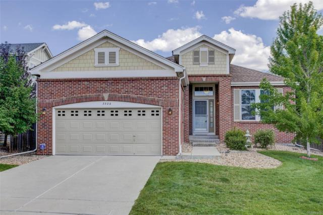 3320 S Malaya Court, Aurora, CO 80013 (#6789917) :: The Pete Cook Home Group