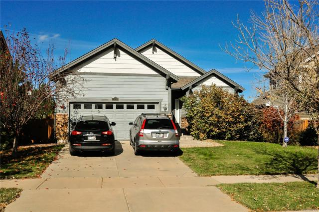 25791 E 5th Place, Aurora, CO 80018 (#6790120) :: The DeGrood Team