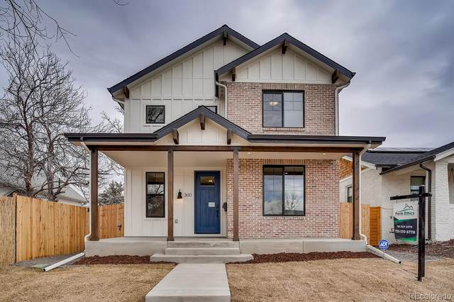 3610 N Clayton Street, Denver, CO 80205 (#6790150) :: Chateaux Realty Group
