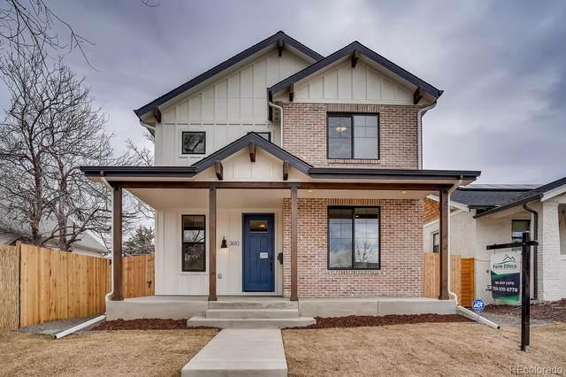 3610 N Clayton Street, Denver, CO 80205 (#6790150) :: Stephanie Fryncko | Keller Williams Integrity
