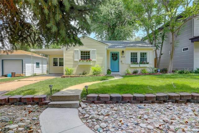 2720 S Gilpin Street, Denver, CO 80210 (#6790188) :: Finch & Gable Real Estate Co.
